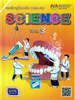 Textbook Science Year 3-DLP