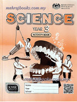 Activity Book Science Year 3-DLP