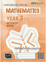 Activity Book Mathematics Year 3-DLP