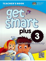 Get Smart Plus 3 Teacher's Book for Year 3 with CDs