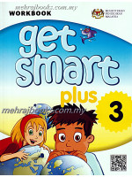 Buku Aktiviti English Get Smart Plus 3 Workbook Year 3