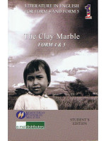 Buku Teks The Clay Marble Tingkatan 4 & 5