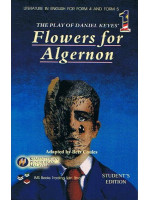 Buku Teks Flowers For Algernon Tingkatan 4&5