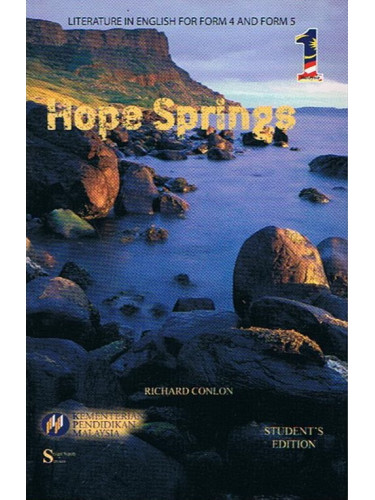 Buku Teks Hope Springs Tingkatan 4 & 5