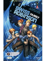Buku Teks The Swiss Family Robinson Tingkatan 1