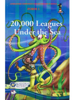 Buku Teks 20,000 Leagues Under The Sea Tigkatan 1