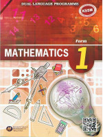 Textbook Mathematics Form 1 - DLP