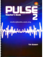 Buku Teks English Pulse 2 Teacher's Book with 3 CDs