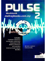 Buku Aktiviti English Pulse 2 Workbook