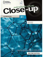 Buku Aktiviti English Close-Up B1 Workbook Form 3