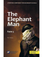 Buku Teks The Elephant Man Tingkatan 3