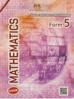Textbook Mathematics Form 5-DLP