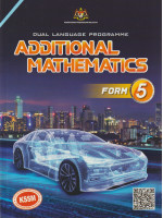 Textbook Additional Mathematics Form 5-DLP