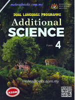 Textbook Additional Science Form 4-DLP
