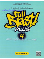 Buku Aktiviti English Full Blast Plus 4 Workbook Form 4