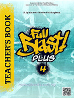 Buku Teks English Full Blast Plus 4 Teacher's Book Form 4