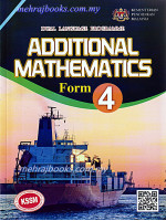Textbook Additional Mathematics Form 4-DLP