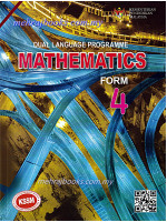 Textbook Mathematics Form 4-DLP