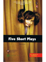 Buku Teks Five Short Plays Tingkatan 4