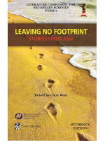 Buku Teks Leaving No Footprints Tingkatan 4