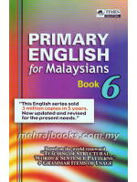 Primary English for Malaysians Book 6