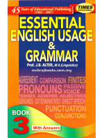 Essential English Usage & Grammar Book 3 with Answers