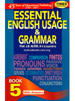 Essential English Usage & Grammar Book 5 with Answers