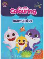 Fun with Colouring Baby Shark ES BS 1-1