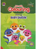 Fun with Colouring Baby Shark ES BS 1-2