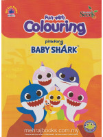Fun with Colouring Baby Shark ES BS 1-3