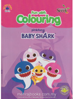 Fun with Colouring Baby Shark ES BS 1-4