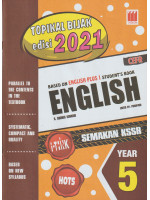 Topikal Bijak Edisi 2021 English Year 5