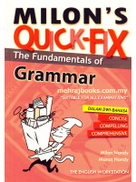 Milon's Quick-Fix: The Fundamentals of Grammar