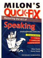 Milon's Quick-Fix: Mastering the Art of Speaking