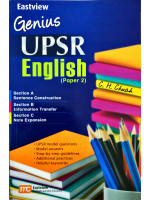 Genius UPSR English Paper 2