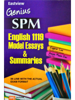 Genius SPM English 1119 Model Essays & Summaries