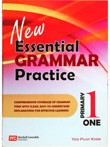 New Essential Grammar Practice Year 1