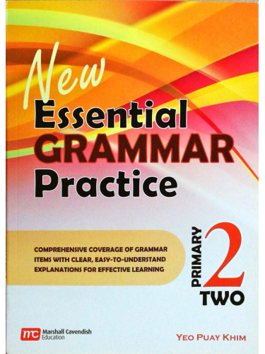 New Essential Grammar Practice Year 2