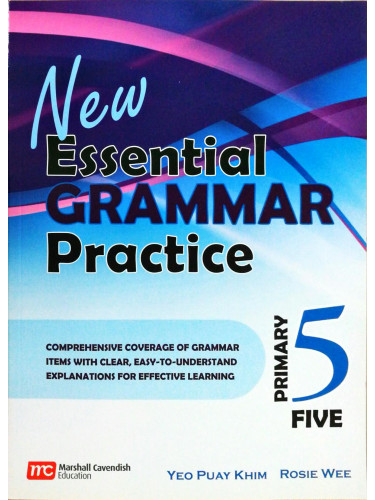 New Essential Grammar Practice Year 5