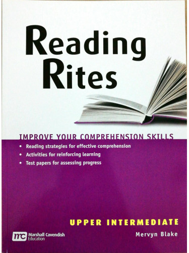 Reading Rites Upper Intermediate