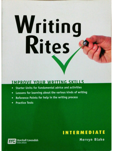 Writing Rites Intermediate