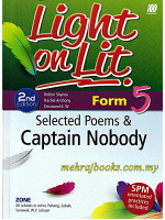 Light on Lit Selected Poems & Captain Nobody Form 5