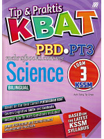 Tip & Praktis KBAT PBD-PT3 Science Form 3-Bilingual