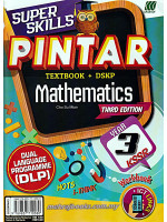 Super Skills Pintar Mathematics Year 3-DLP