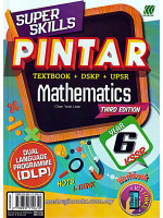 Super Skills Pintar Mathematics Year 6-DLP