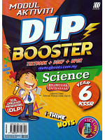 Modul Aktiviti DLP Booster Science Year 6-Bilingual