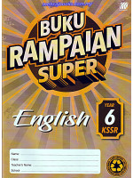 Buku Rampaian Super English Tahun 6