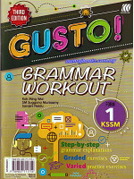 GUSTO Grammar Workout Form 1