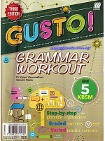 GUSTO Grammar Workout Form 5