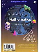 Glossary For Mathematic Primary School-DLP